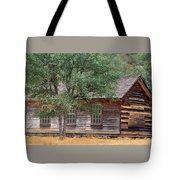 Manzana Schoolhouse - 1895 Tote Bag
