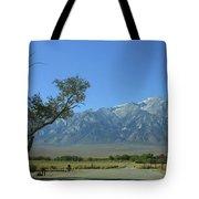 Manzanar 1 Tote Bag