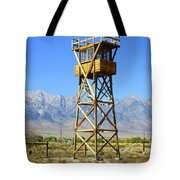 Manzanar A Blight On America 2 Tote Bag