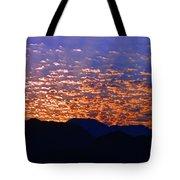 Manzanillo Sunset 3 Tote Bag