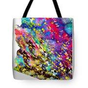Map Of Arizona-colorful Tote Bag