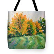 Maple Grove Tote Bag