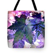 Maple Magnetism Tote Bag