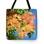 Maple Mania 1 Tote Bag