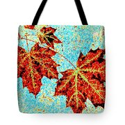 Maple Mania 13 Tote Bag