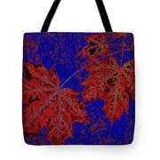 Maple Mania 15 Tote Bag