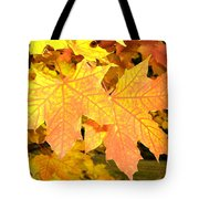 Maple Mania 2 Tote Bag