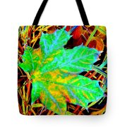 Maple Mania 21 Tote Bag