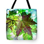 Maple Mania 24 Tote Bag