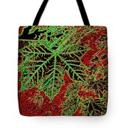 Maple Mania 7 Tote Bag
