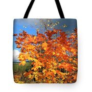 Maple Mania 8 Tote Bag