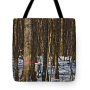 Maple Sirup Hdr No1 Tote Bag