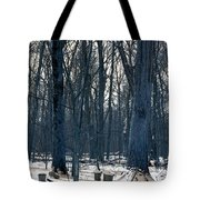 Maple Sirup Infrared N01 Tote Bag