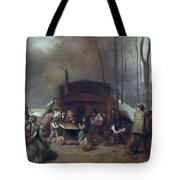 Maple Syrup, C1865 Tote Bag