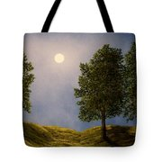 Maples In Moonlight Tote Bag