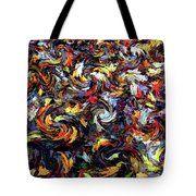 Maples In The Wind Tote Bag