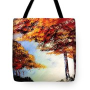 Maples Tote Bag