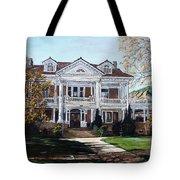 Mapleton Hill Homestead Tote Bag