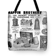 Mappin Brothers Ad, 1895 Tote Bag
