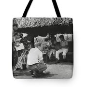 Maquina Documentary Tote Bag
