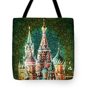Mar-a-moscow Tote Bag