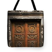 Marais Doorway Tote Bag