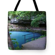 Maramec Springs 3 Tote Bag