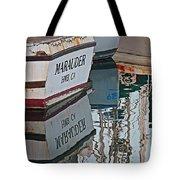 Marauder Reflection Tote Bag