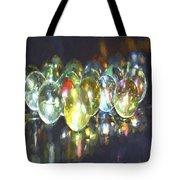 Marble 6 Tote Bag