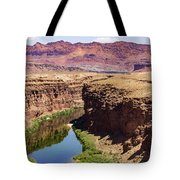 Marble Canyon Tote Bag