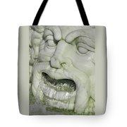 Marble Head Tote Bag