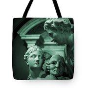 Marble Statue Catus 1 No. 2 H B Tote Bag