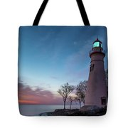 Marblehead Dawn Tote Bag