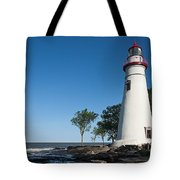 Marblehead Lighthouse Tote Bag