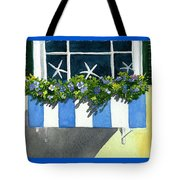 Marblehead Planter Box Tote Bag