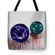 Marbles Of My Reflection Tote Bag