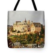 Marburg Castle Germany H B Tote Bag