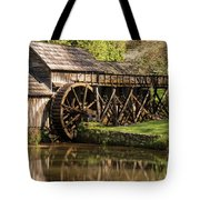 Marby Water Mill  Tote Bag