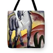 Marc: Grey Horse, 1911 Tote Bag