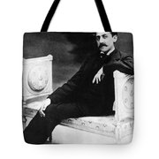 Marcel Proust, French Author Tote Bag