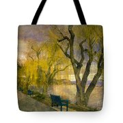 March 14 2010 Tote Bag by Tara Turner