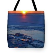 March 16-2017 Sunrise Two  Tote Bag