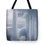 March Ice Tote Bag