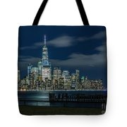 March In New York_2 Tote Bag