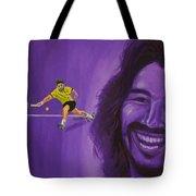 Marcos Baghdatis Tote Bag