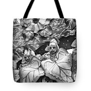 Mardi Gras - New Orleans 4 - Bw Tote Bag