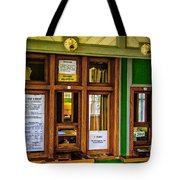 Marefred Station Interior Tote Bag