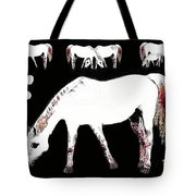 Mares Tale Tote Bag