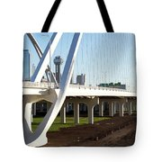 Margaret Mcdermott Bridge 122117 Tote Bag