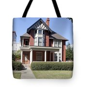 Margaret Mitchell House In Atlanta Georgia Tote Bag